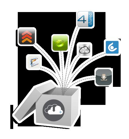 премиум файлообменники